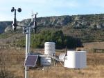 Station iMetos installée